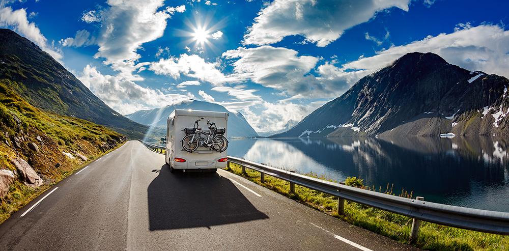 Campingmöbler till husvagnen eller till husbilen.