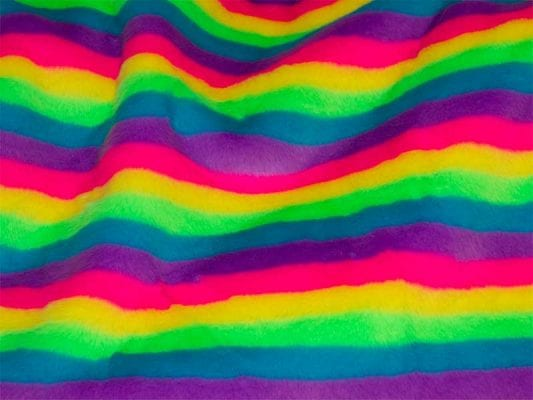 flerfärgad mönster randig tyg typ pride
